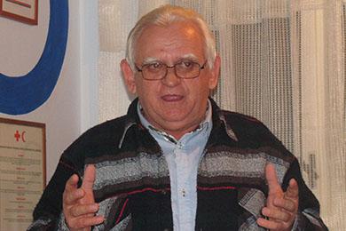 Zombori András - elnök