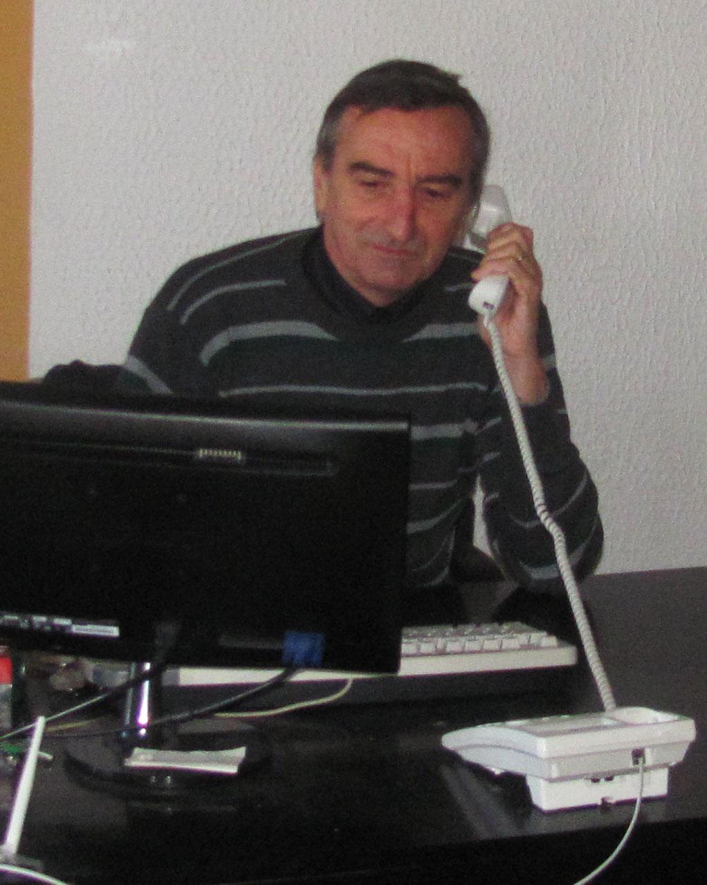 Kovács László - titkár