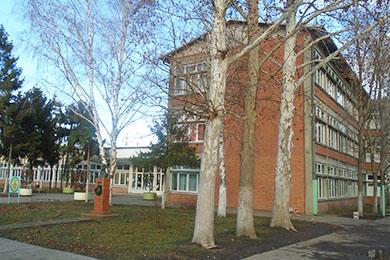 Szervó Mihály iskola