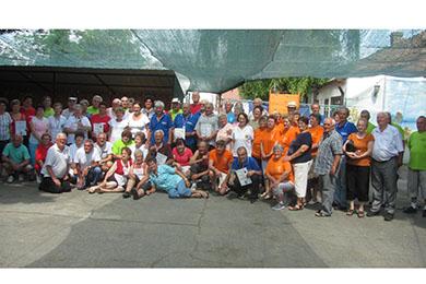 Nyugdíjasok szervezete - Muzslya
